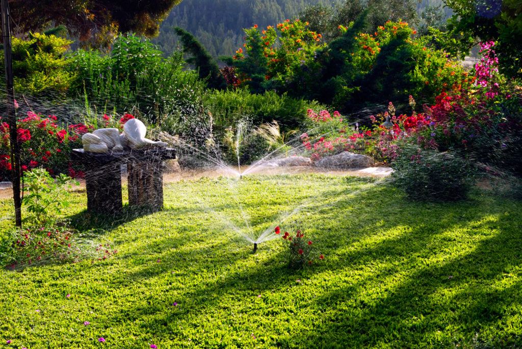 Orlando Sprinkler Repair