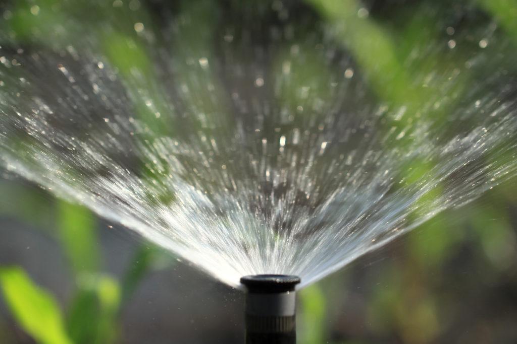 Residential Sprinkler System Repair