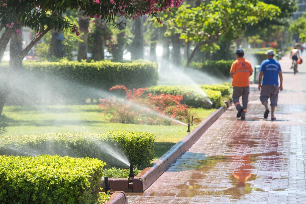 Sprinkler Repair Companies