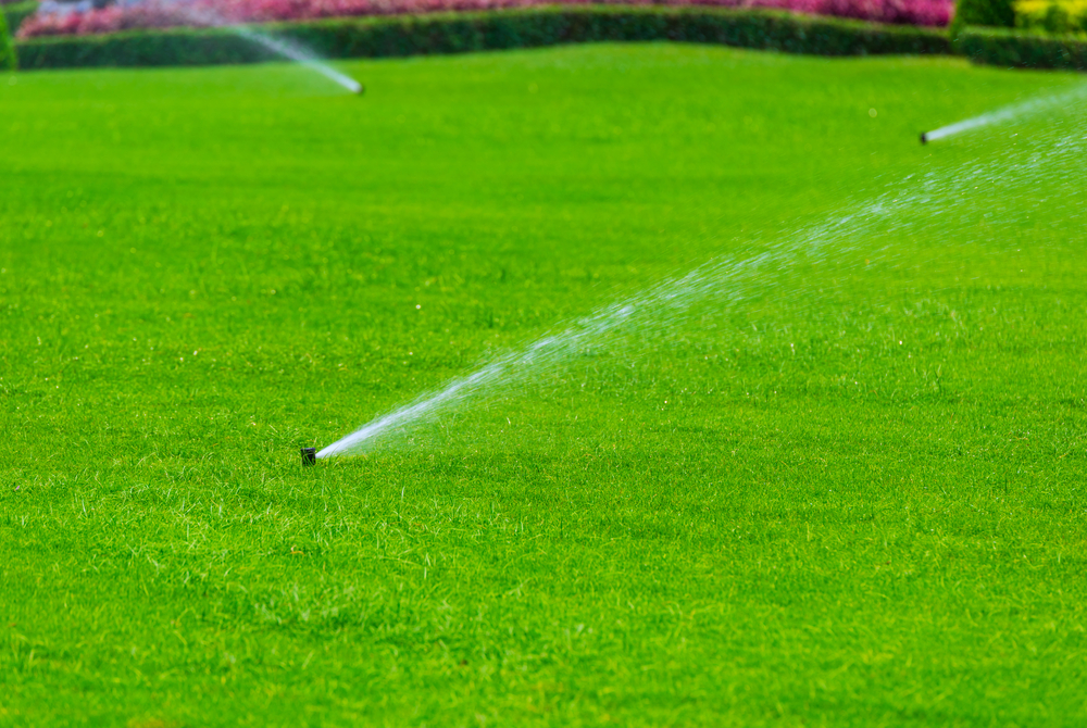 How frequently does a sprinkler system need servicing​