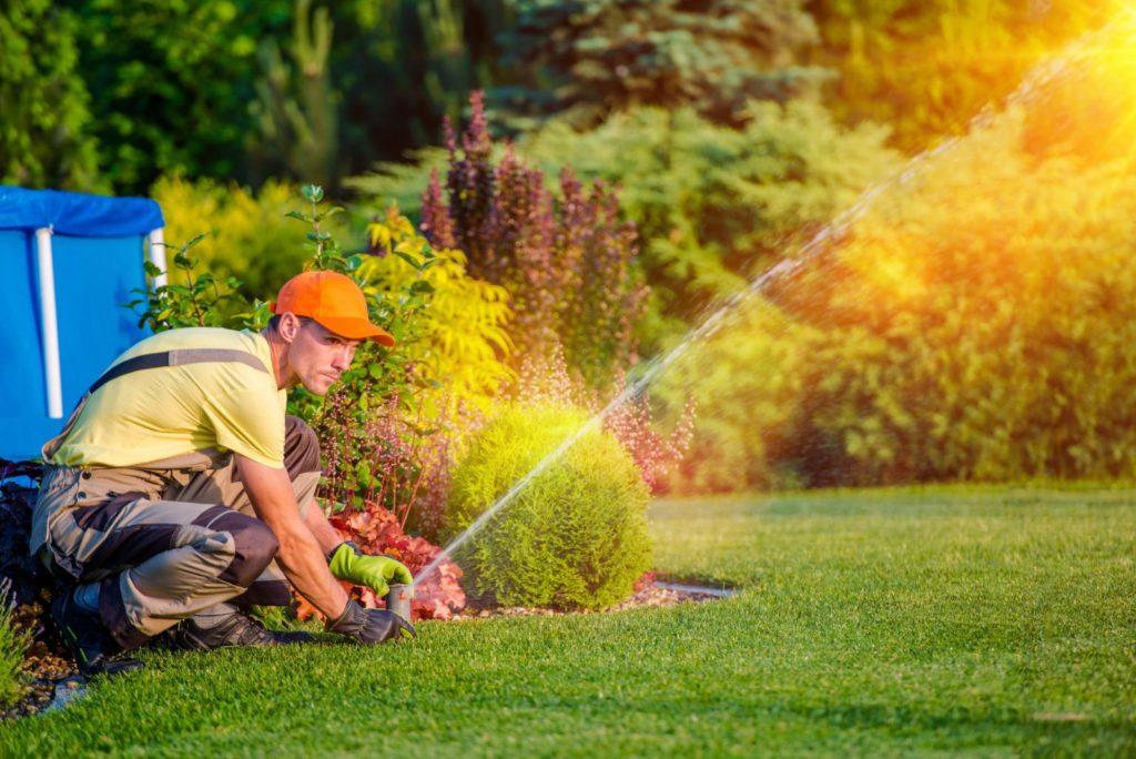 Local Sprinkler Repair