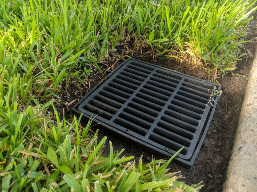 Yard Drainage Systems​